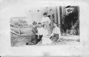 Mrs. Brandes was the Brevick family's landlady. She lived in the same building with her son, Herman.