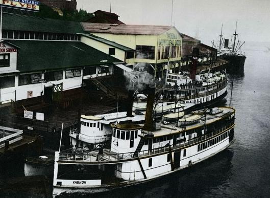 Steamer Vashon
